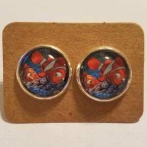 Nemo & Merlin Earrings